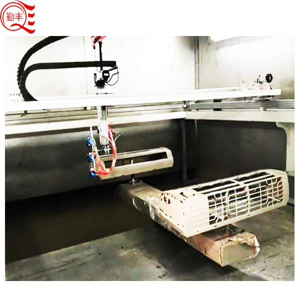 Five Axis Automatic spraying machine Application1